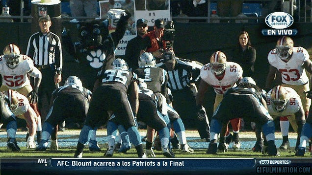 It's A Bird! It's A Plane! It's Ahmad Brooks!