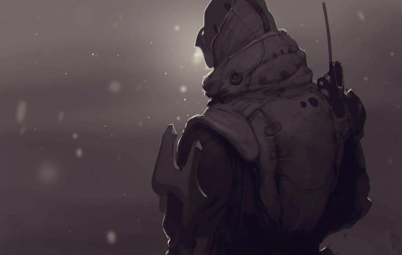 Guns, Snow And A Sword Through The Heart