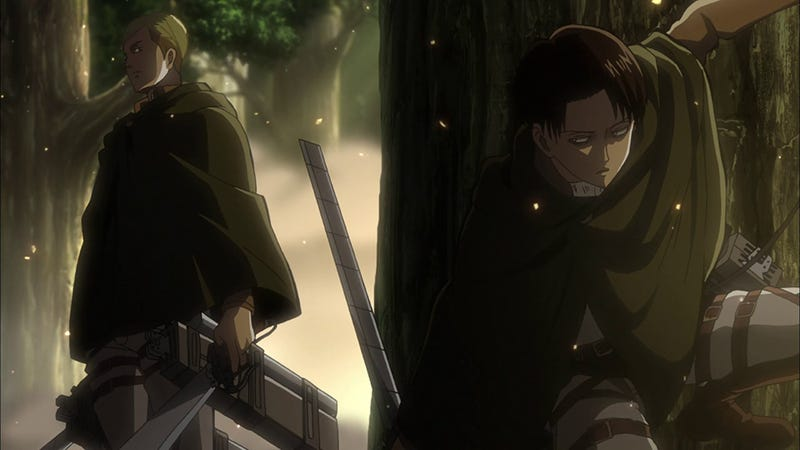 Attack on Titan Has Finished, But the Games Are Just Beginning