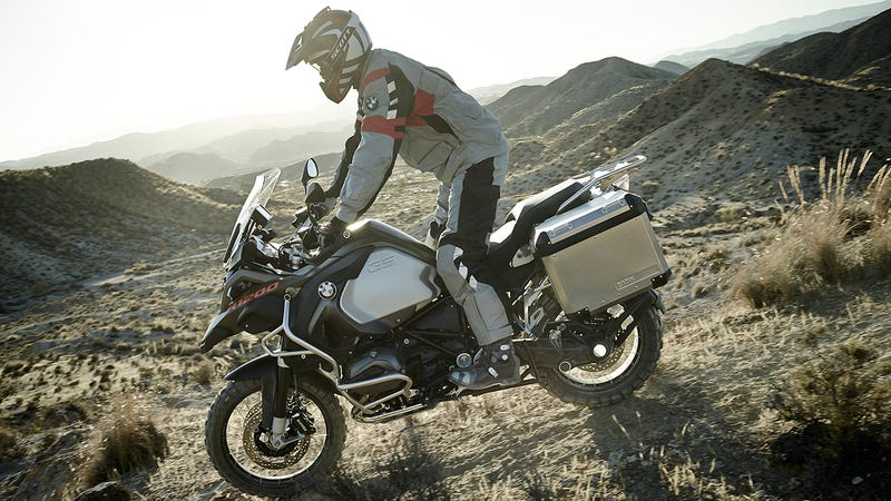 ​How Honda's New Airbox Will Give The Africa Twin Dirt Bike Ergonomics