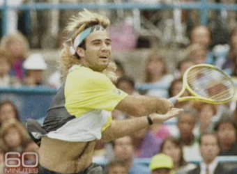 Four Humiliating Moments from Andre Agassi's 60 Minutes Interview