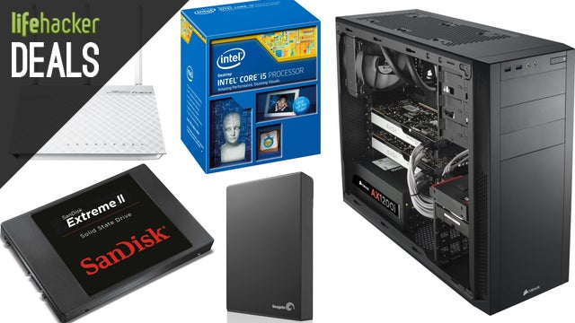 Build a New PC (Or Upgrade Your Current One) Today on Amazon