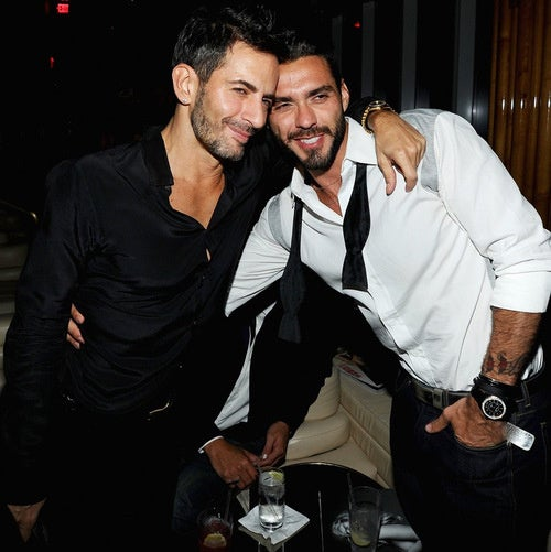 What's Going on with Marc Jacobs and His Ex-Boyfriend?