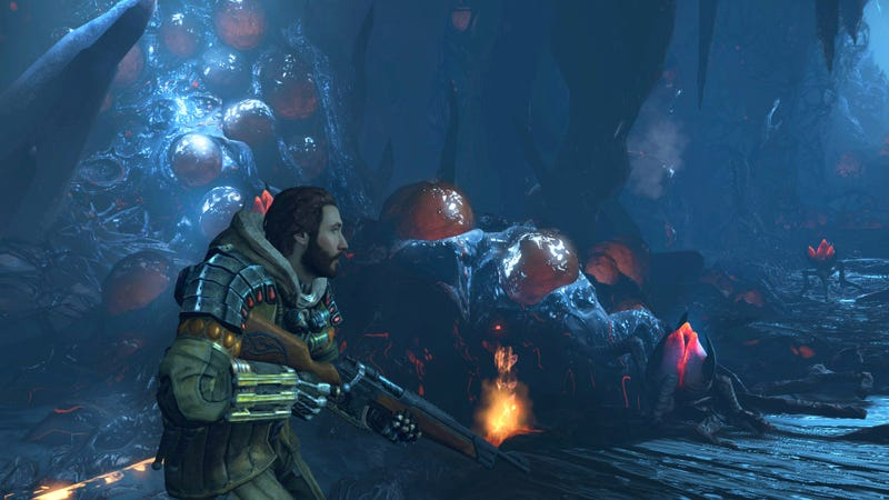 A-Yup, Lost Planet 3 Shoots Its Sci-Fi Critters with an Old-Timey Rifle
