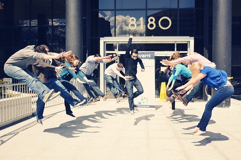 Hadoukening/Vadering--it's the new craze sweeping the nations