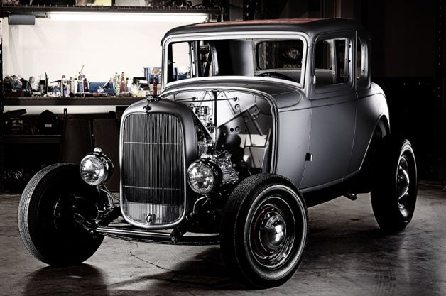 Ford is reproducing the '32