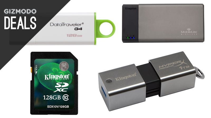 Discounted Today: USB3 Sticks, SD/microSD Cards, $2000 Flash Drives