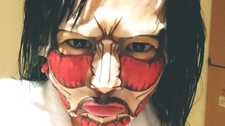 <i>The Attack on Titan</i> Beauty Routine