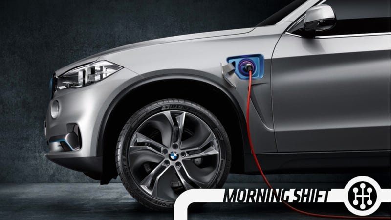 BMW Wants To Build A Plug-In Electric SUV