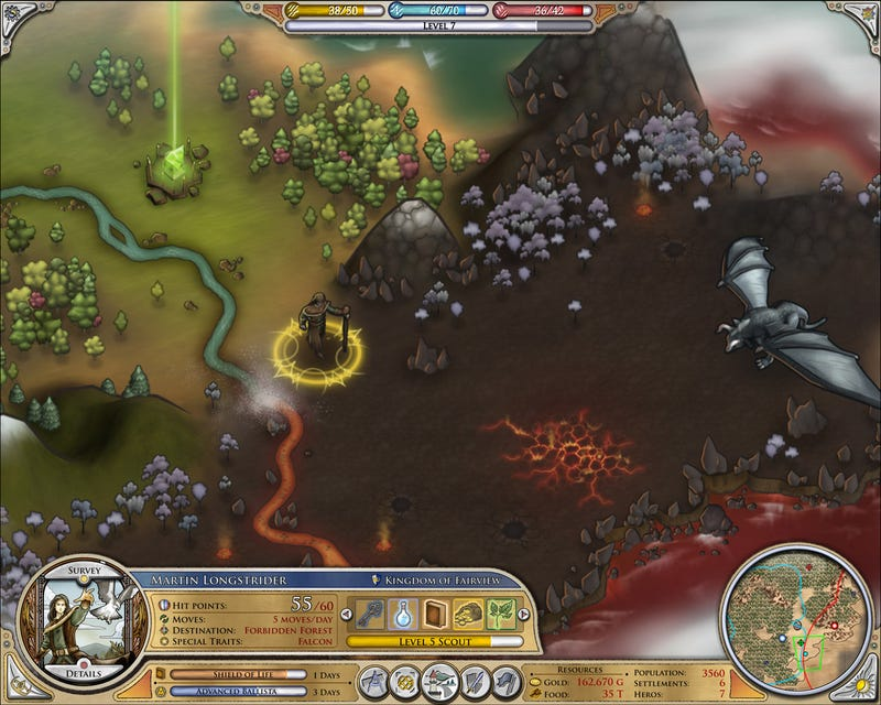 Elemental: War of Magic Impressions: There's More To Might Than Magic