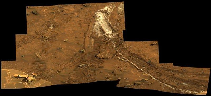 Celebrating Ten Years on Mars with NASA's Spirit Rover