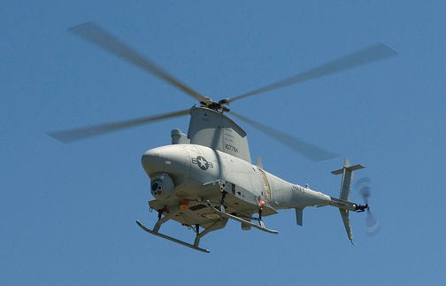 Unmanned Aircraft System Hovers Over America's Army