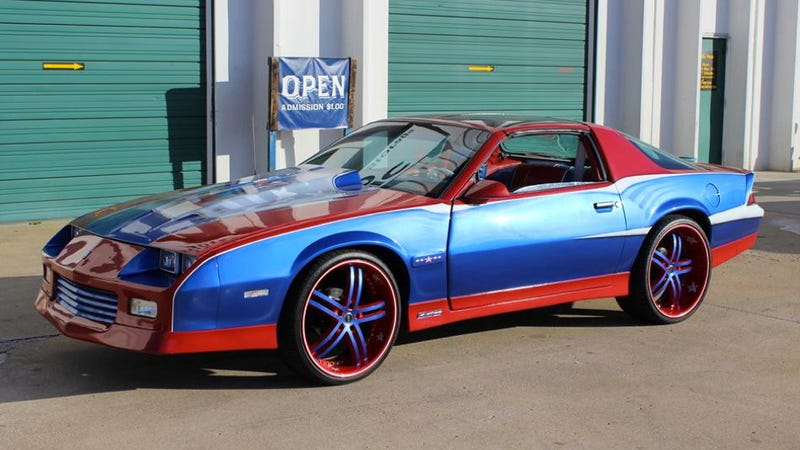 These Odd Cars Belong On Craigslist, Not In Arizona's Biggest Auction