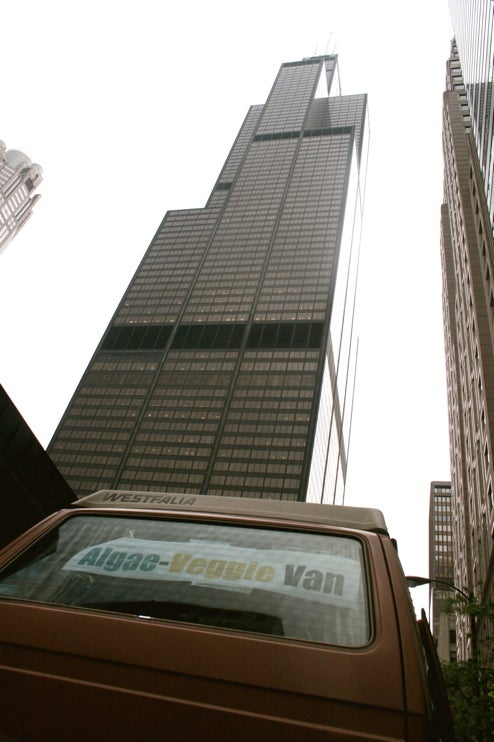 Sears Tower Or Bust: My Algae-Powered Car Adventure