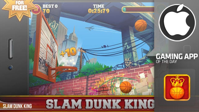 Slam Dunk King: Chop off my Legs and Arms? Still Dunking