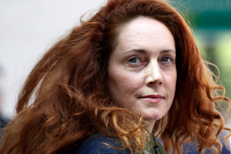 Big Fish Hooked: Rebekah Brooks, Andy Coulson Charged With Phone Hacking