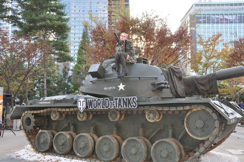 World of Tanks!
