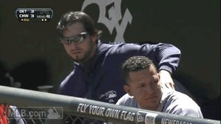 At Least Anibal Sanchez Bothered To Cover His Mouth