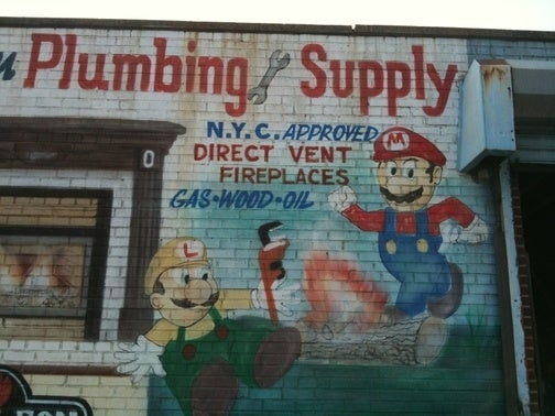 The Mario Bros. Move to Bensonhurst