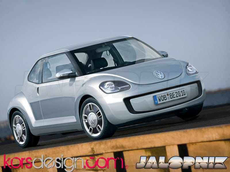 What's The Worst Speculative Car Render Ever?