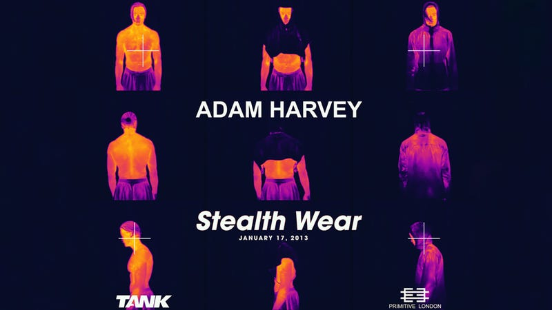 Stealth Hoodie: For When the Predators Finally Reach Our Planet