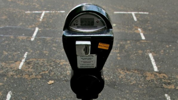 Parking Meters Fake Their Own Deaths to Slap Motorists with Parking Violations