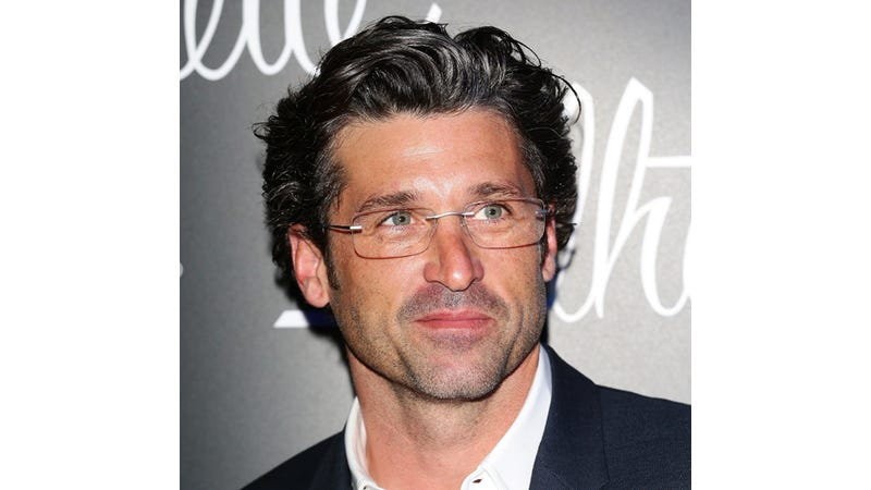 When Did Patrick Dempsey Become Such a Silver Fox?
