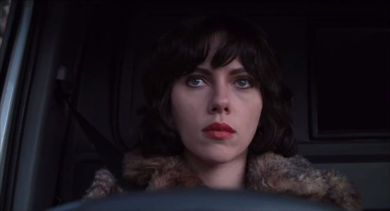 Under The Skin's Alien Seduction Will Get You Where It Hurts