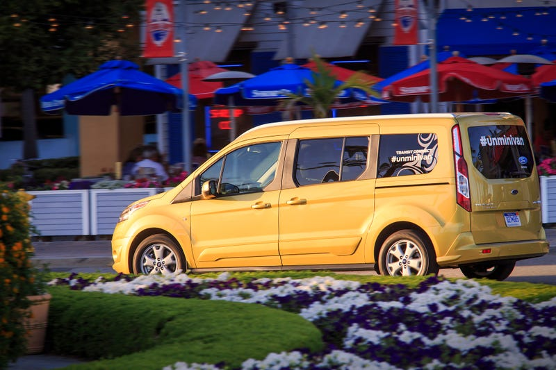 Is The Ford Transit Connect Wagon A Wagon Or A Minivan?