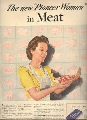 Women Meat Pioneers
