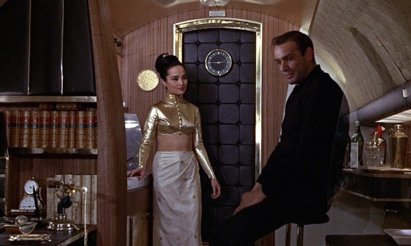 15 Best Fashion Moments from James Bond Movies