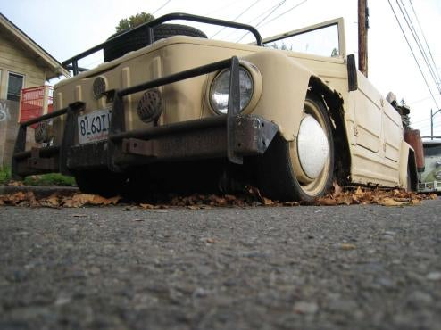 Very, Very Low Volkswagen Thing