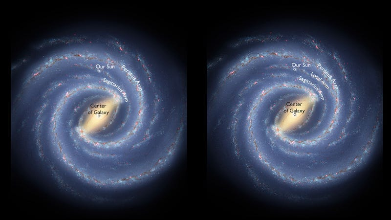 Our intergalactic neighbourhood is more prominent than we thought