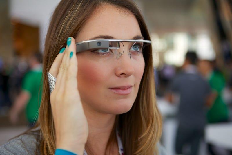 Google Glass podrá reconocer caras