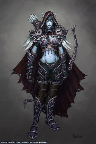 could dark ranger be the next wow class?