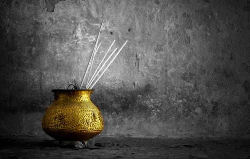 "Zen Koans Explained: ""Incense Burner"""