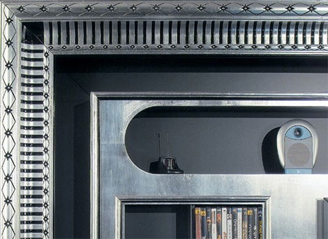 Show Off Your TV, Audio-Video Gear's Beauty: Frame it