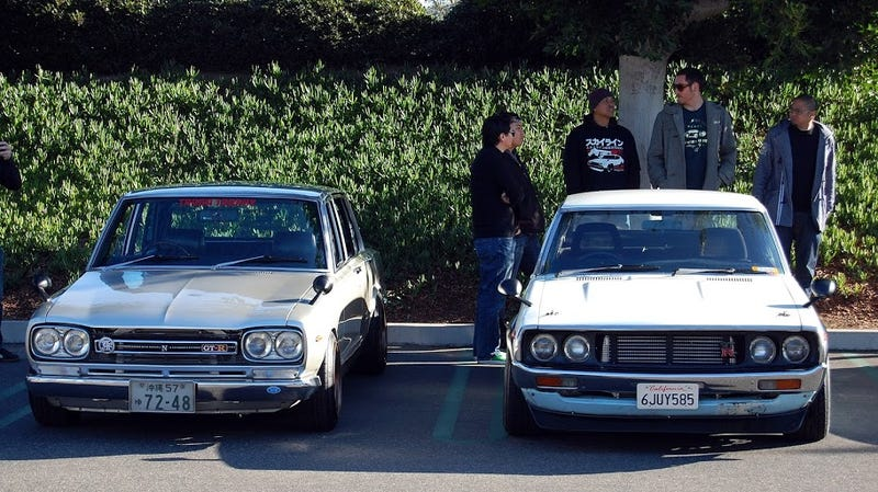 The Hitchhiker's Guide To Cars & Coffee, Irvine