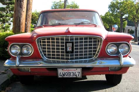 1962 Plymouth Valiant V-200
