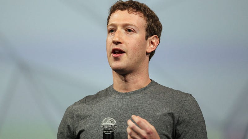 Facebook's Diversity Report Reveals a Mostly White Dude Workforce