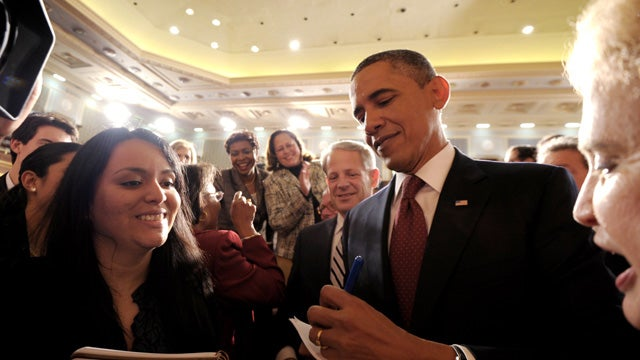 Obama's State of the Union Hits the Eighth Grade Reading Level