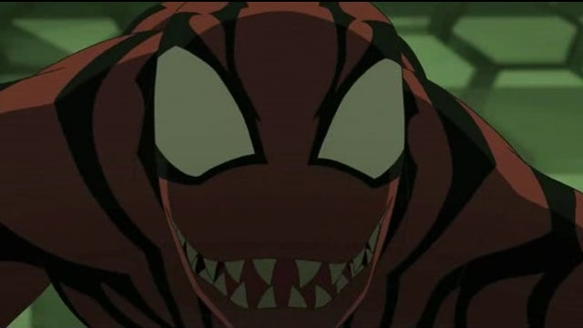 This week's episode of Ultimate Spider-Man gives Carnage a New Origin