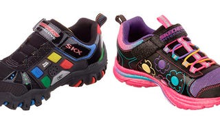 Skechers' Game Kicks Sneakers Are a Wearable Version of <i>Simon</i>