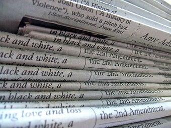 The Bad New Math of Saving Newspapers