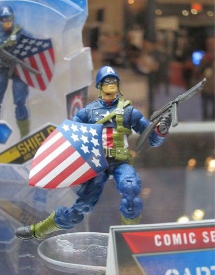 Captain America Hasbro