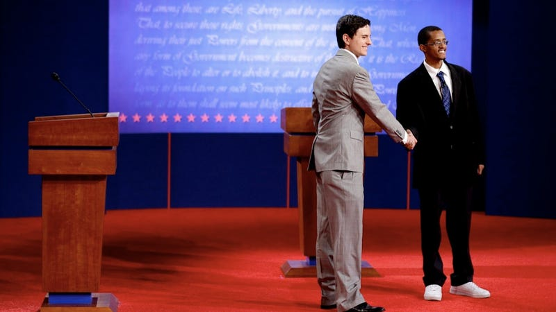 Debate Night: Razzle Dazzle Them