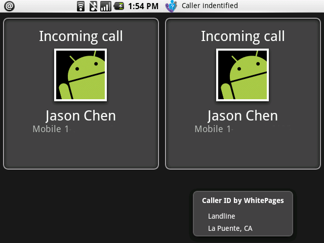 Caller ID For Android Adds Location Detection To Your Incoming Calls