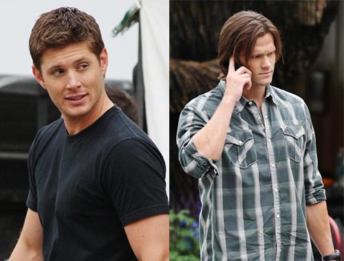 Supernatural Set Pictures