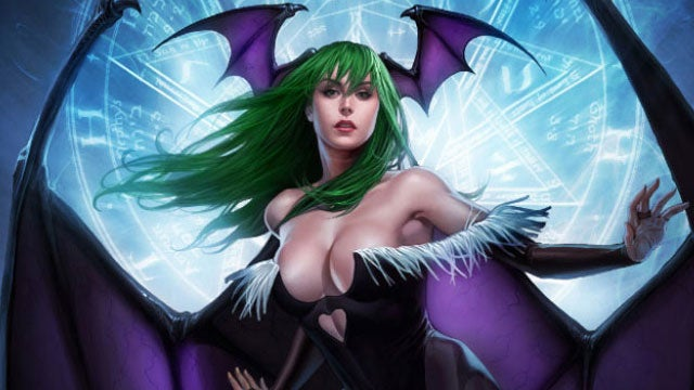 Hello Morrigan, You're Looking Lovely Today