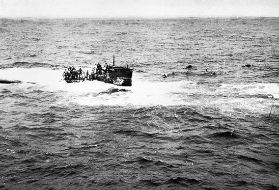 Sunken Nazi Submarine Found Just Off the Coast of Nantucket